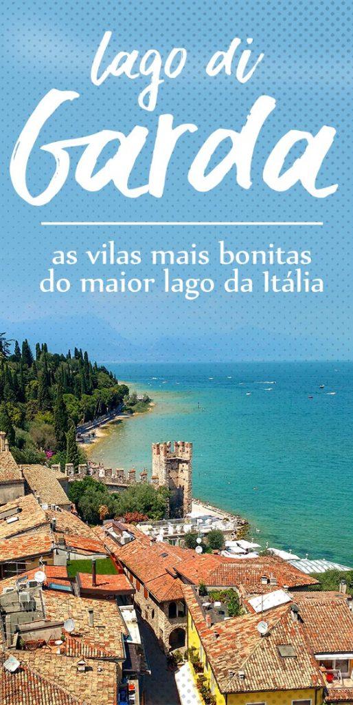 Lago di Garda, dicas para conhecer as cidades no maior lago da Italia!