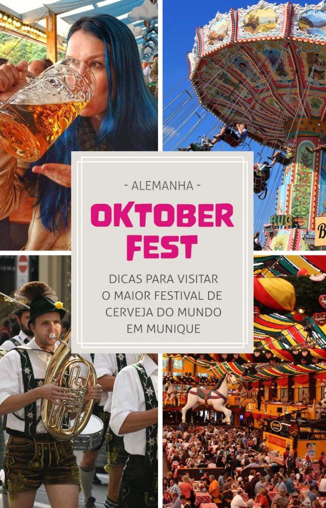 Oktoberfest em Munique dicas para visitar, o que comer, vestir