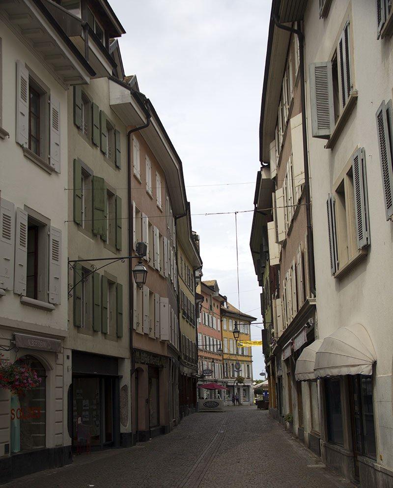 arquitetura suiça franca
