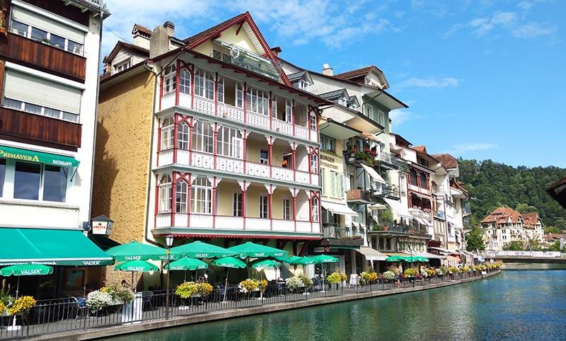 arquitetura suiça thun