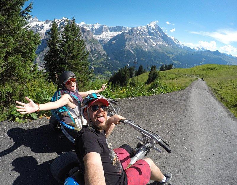 atividades legais centro da suiça grindelwald