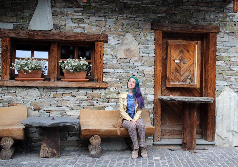 casa de pedra zermatt roteiro
