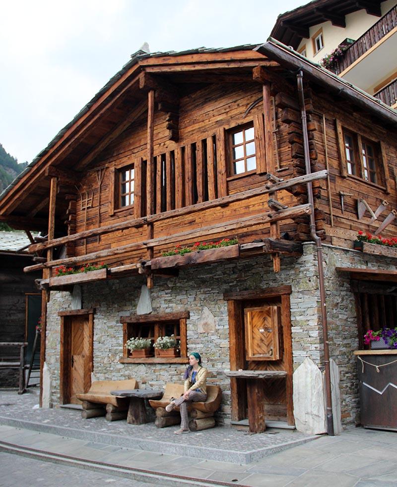 casas antigas centro historico zermatt