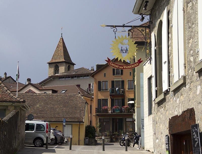 cully montreux riviera suiça