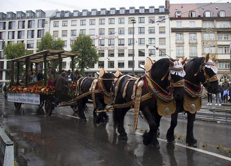 desfile oktoberfest munique