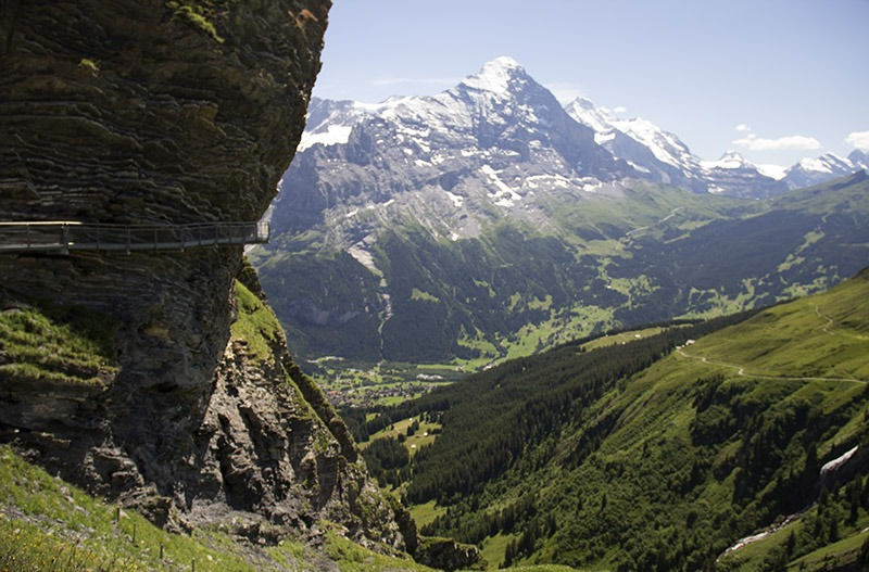 grindelwald first cliffwalk
