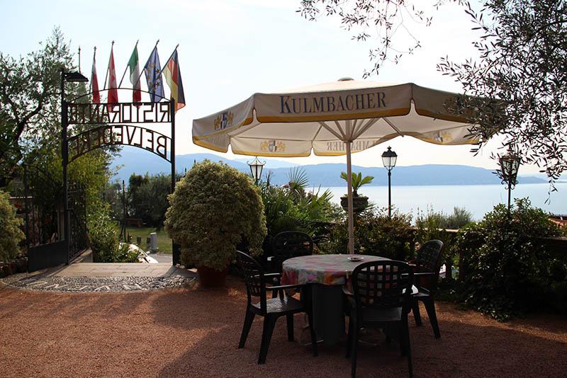 hotel villa belvedere lago di garda italia