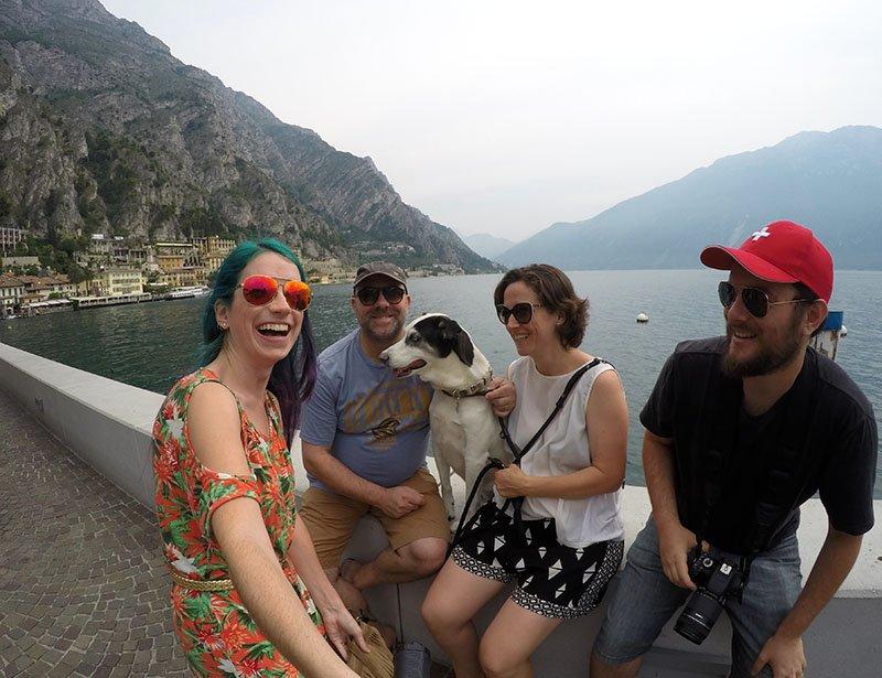 LIMONE SUL GARDA DICAS DE VIAGEM ITALIA
