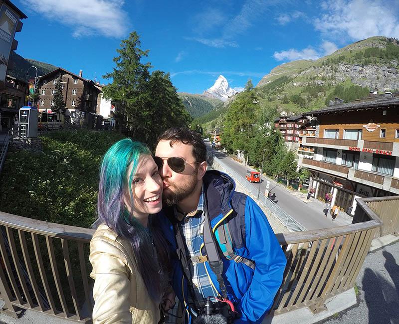 lua de mel na suiça roteiro