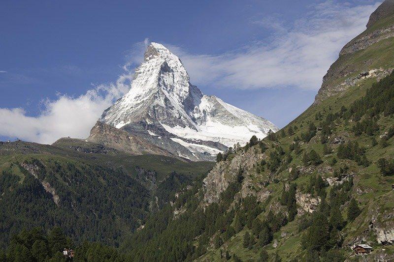 matterhorn montanha da suiça visitar zermatt no verão