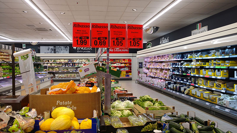 mercado na italia