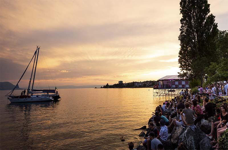 montreux jazz festival na suiça