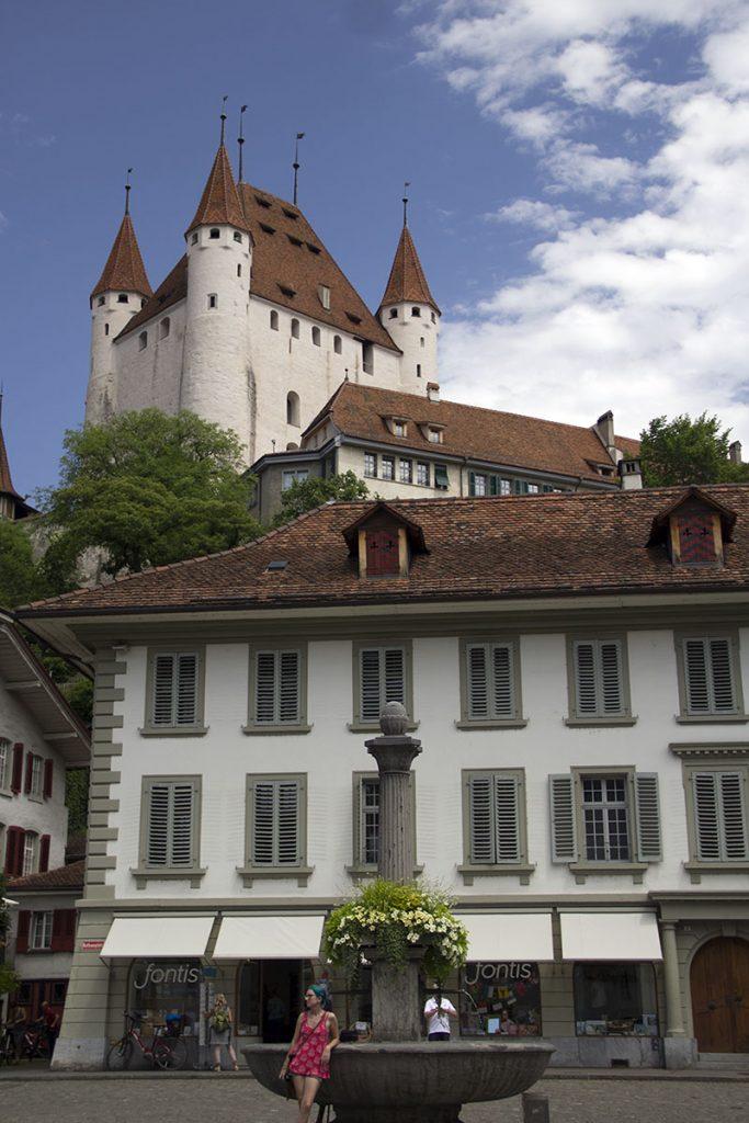 o que fazer em thun suiça
