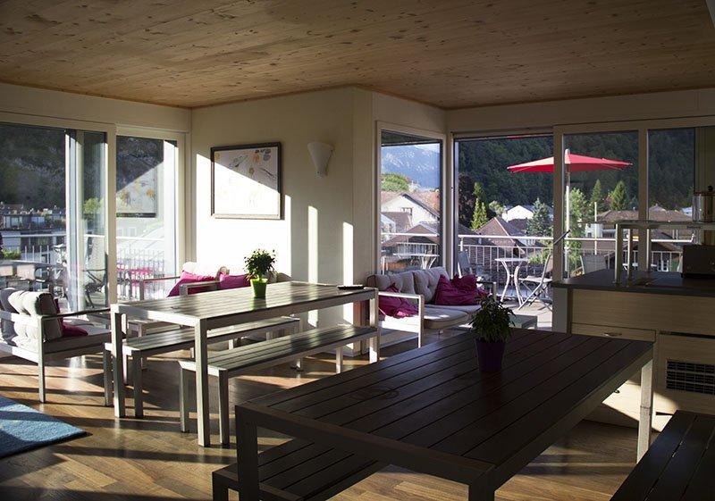 onde ficar em interlaken hostel alplodge