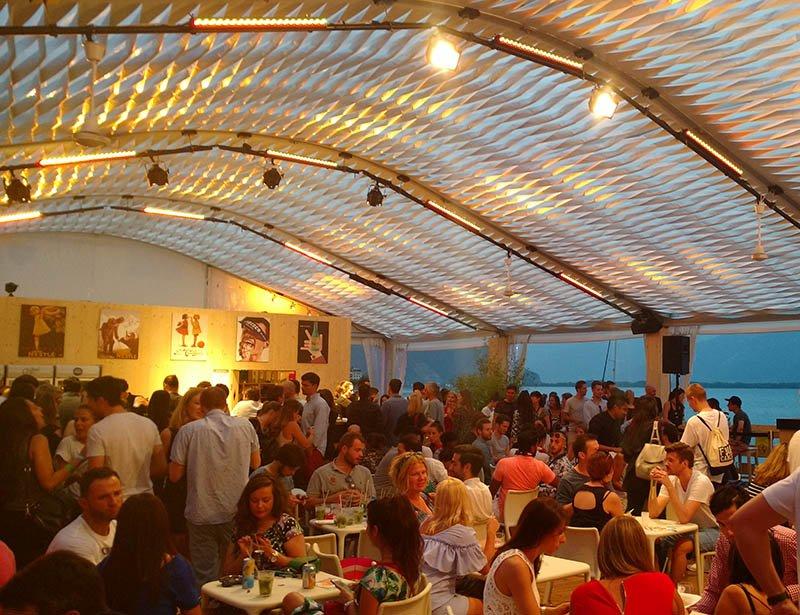restaurante festival de musica montreux