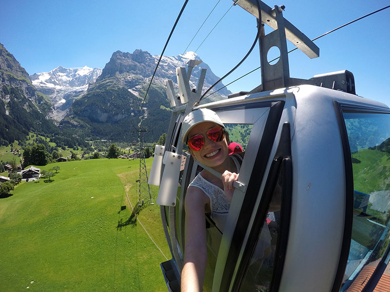 teleferico na suica grindelwald first