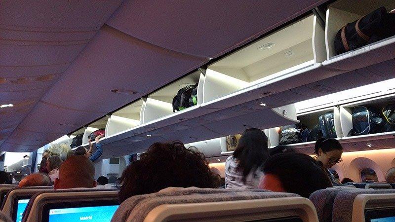 vale a pena viajar airchina espanha