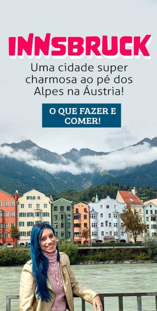 Innsbruck, destino de inverno na Austria, dicas do que fazer