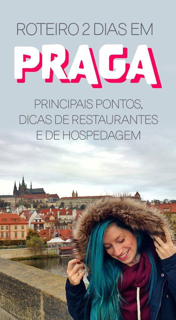 O que fazer em Praga, roteiro 2 dias, restaurantes e hoteis