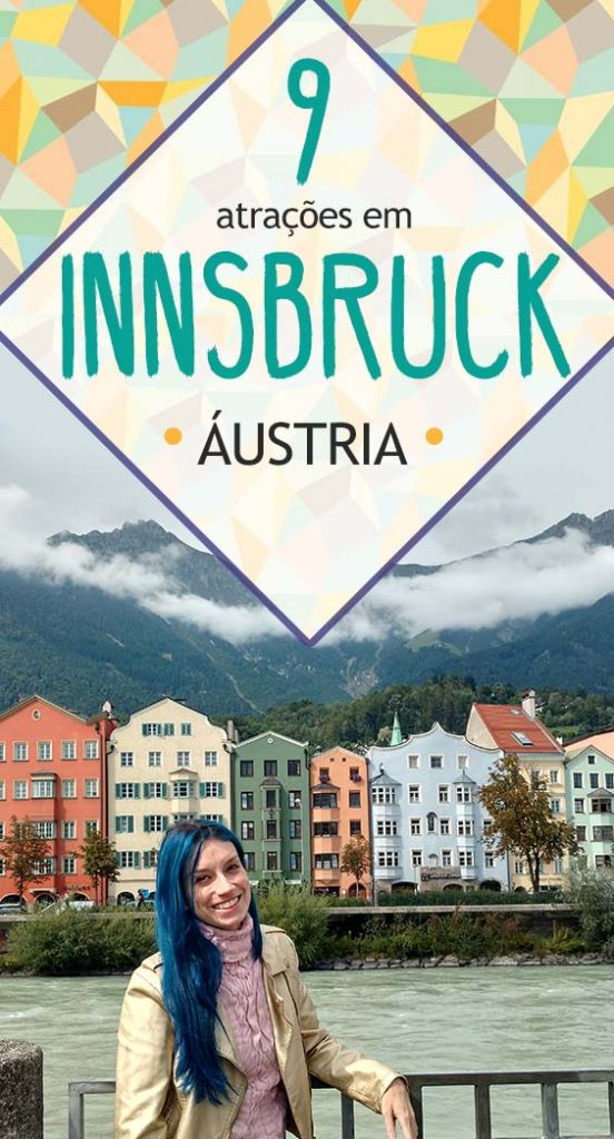 Roteiro em Innsbruck na Austria, dicas de viagem, restaurantes, onde ficar