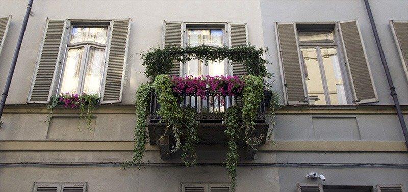 arquitetura em turim italia