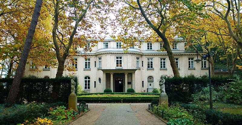 casa da conferencia wannsee berlim