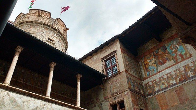 castello vecchio trento