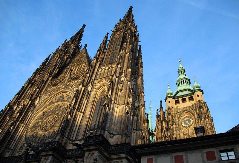 catedral de praga saint vitus