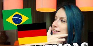 diferenças casa na alemanha e brasil