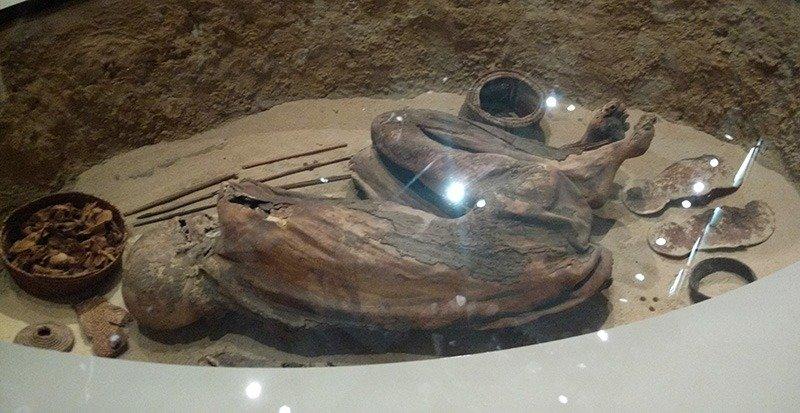 mumia museu egipcio turim