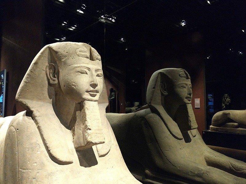 museu egipcio dicas para visitar turim