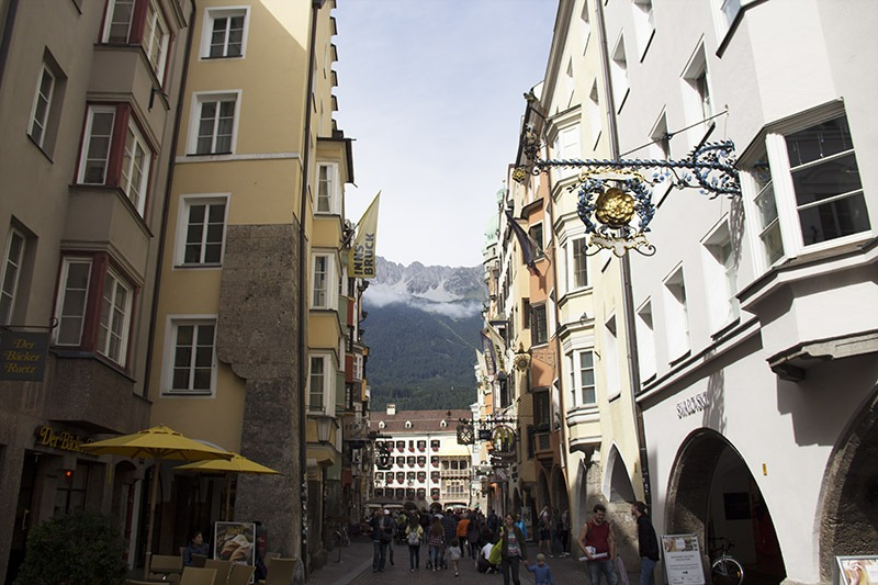 o que visitar em innsbruck austria