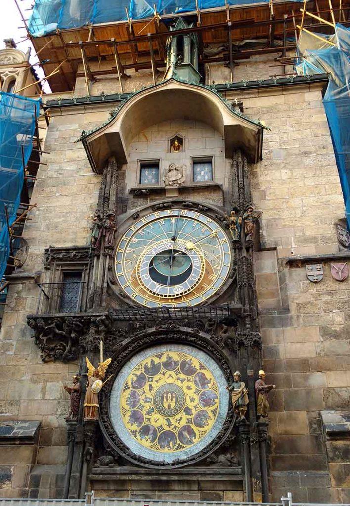 orloj relogio astronomico em praga