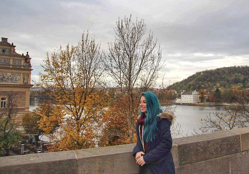 ponte em praga outono dicas republica tcheca
