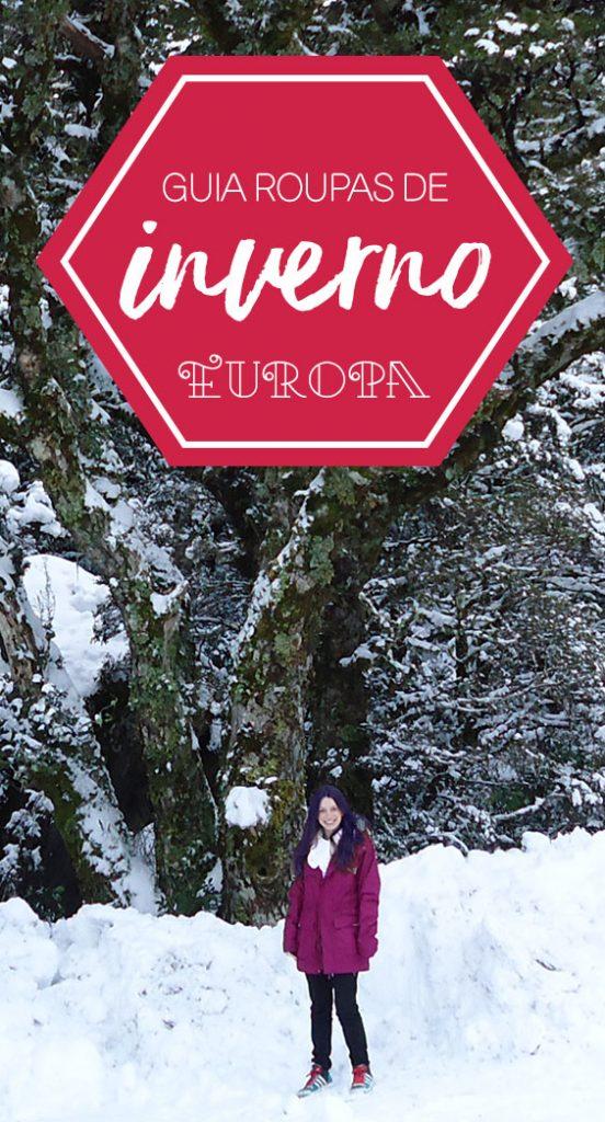 Como se vestir para o inverno na Europa, onde comprar roupa barata