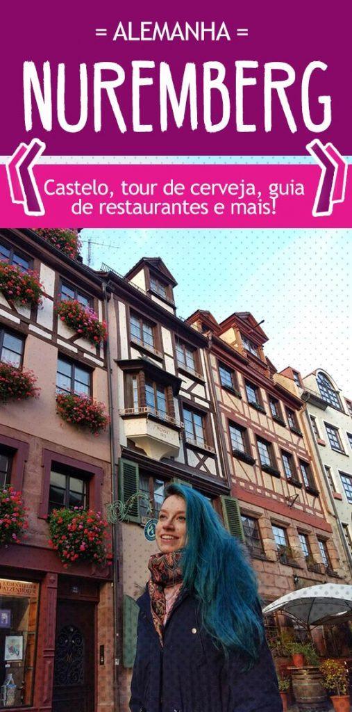 Roteiro em Nuremberg 3 dias de atrações, restaurantes, tours e mais!