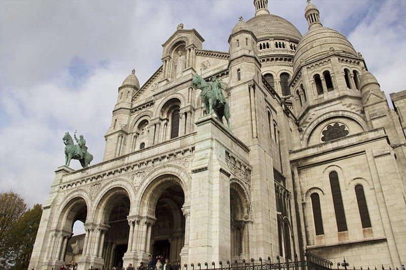 catedral sacre couer paris roteiro