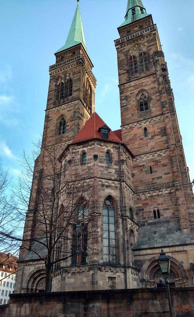 catedral sankt sebaldus nuremberg