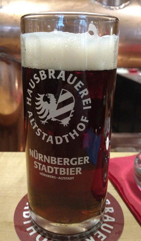 cerveja tipica de nuremberg rotbier