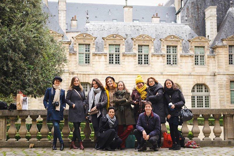 iv encontro de blogueiros brasileiros em paris hotel de sully