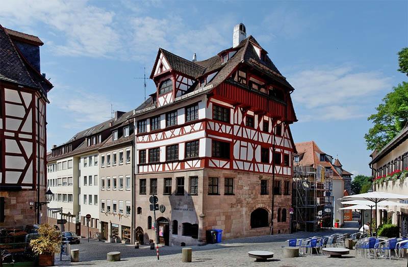 museu albrecht durer nuremberg