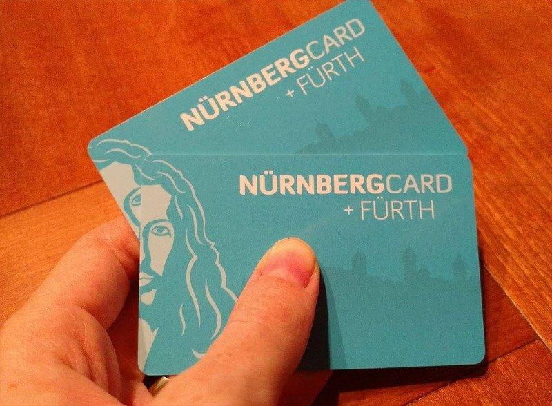nurnbergcard vale a pena