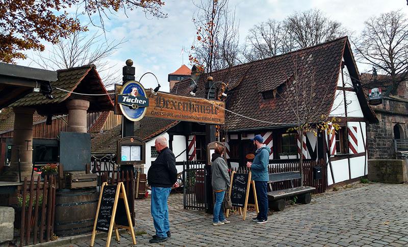 restaurantes em nuremberg
