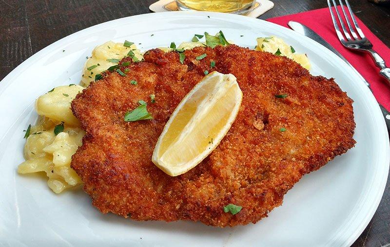 schnitzel nuremberg o que comer