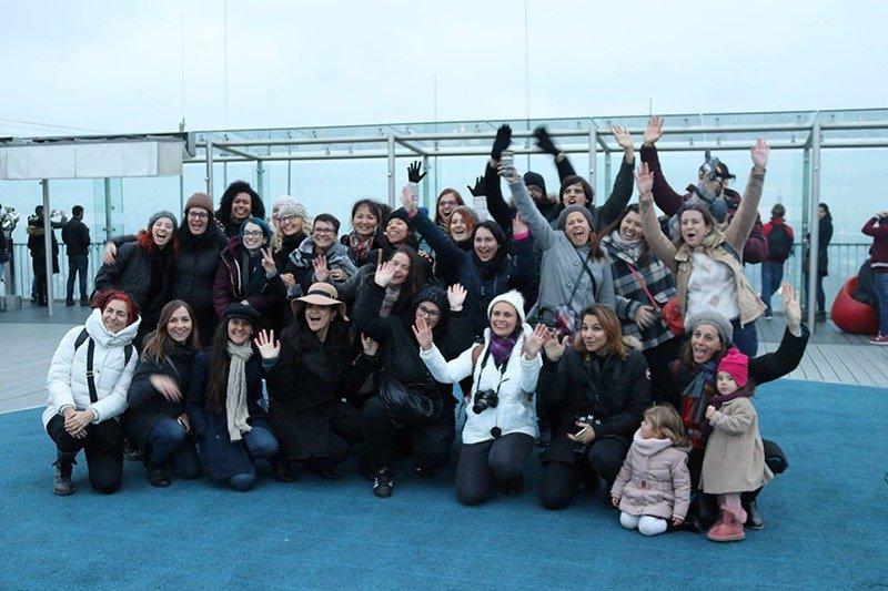 torre montparnasse tour encontro de blogueiros