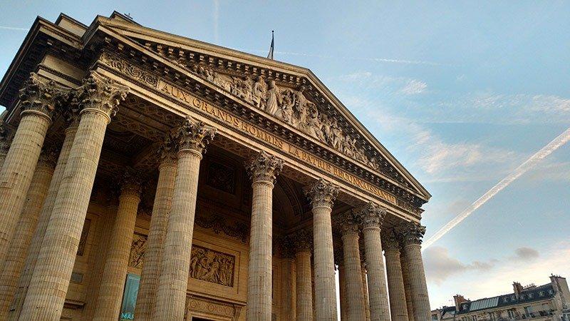 tour pantheon em paris