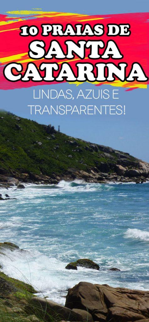 Praias de Santa Catarina que parecem o Caribe!