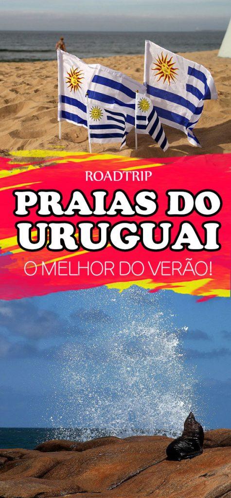Roadtrip praias no Uruguai, dicas quentes de verão!