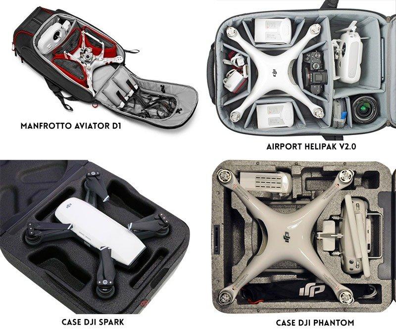Viajar com drone dicas para não ter dor de cabeça