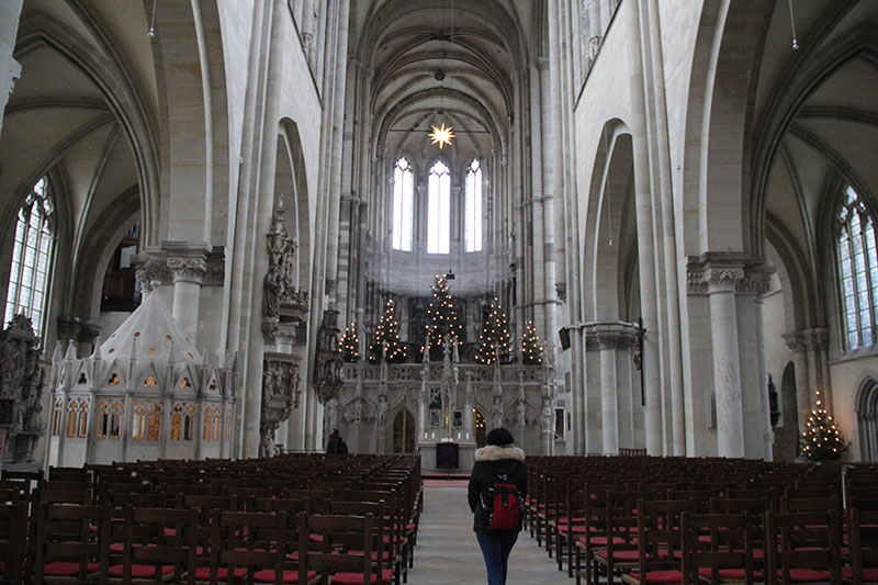 catedral gotica de magdeburg
